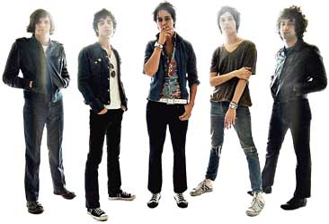 Band of my life: Love The Strokes