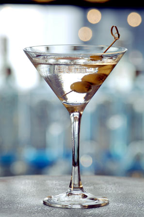 Martini A Go-Go: Shaken or Stirred? Dirty or Dry?