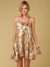 This dress is too cute. Free People does it again.