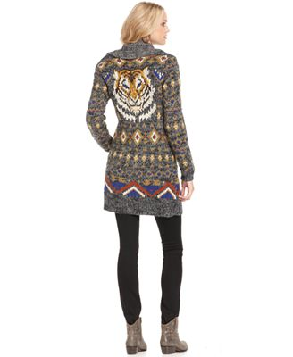 Free People City Is A Jungle sweater