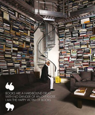 library karl lagerfeld
