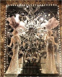 Bergdorf Goodman gives us spectacular Christmas windows. A girl can dream!