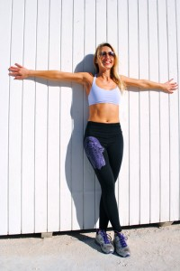 Always looking for ways to stave off the evil eye -- Hamsa leggings from Grizzy Love