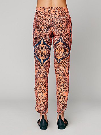 I'm quite partial to bohemian and ethnic prints.  Try these ones from Free People