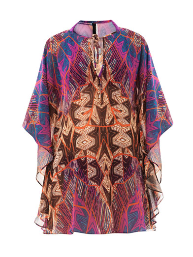 Vix St. Marten caftan because you know how I like to channel Morocco.
