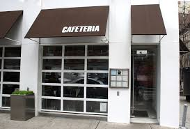 Cafeteria in the heart of Chelsea is open 24 hours. So you can #nomnomnom anytime